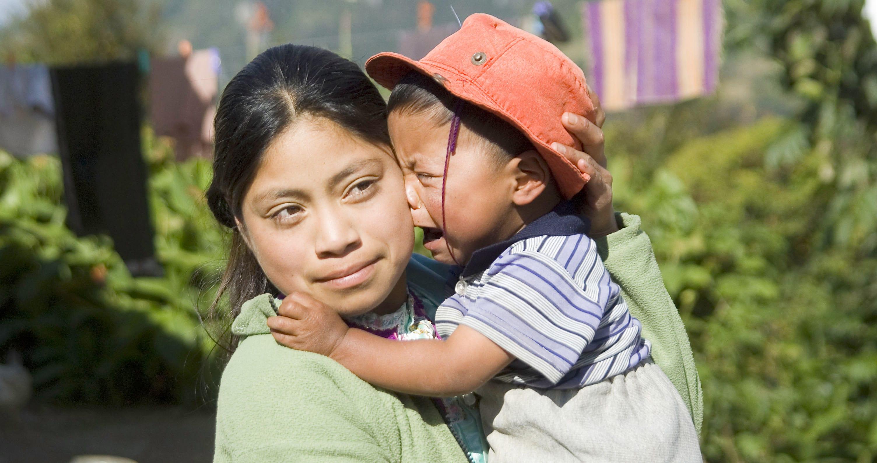 Guatemala – Barn får barn