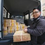 Kina har 80 distributionscentraler för biblar.