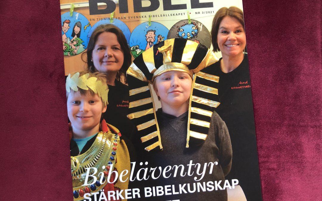 Nytt nummer av tidningen Bibel ute nu!